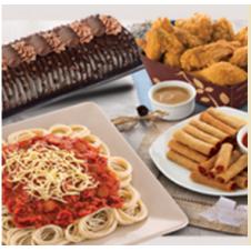 Spaghetti Family Fan Meal by Jollibee
