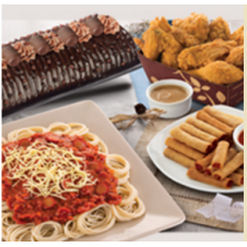 Food Package 4 (10 to 12) by Goldilocks
