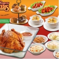 Honey Bourbon Ribs (4 to 6) by Kenny Rogers