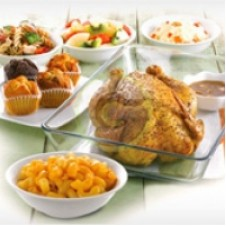 Honey and Rum Roast Chicken (4 to 6) by Kenny Rogers