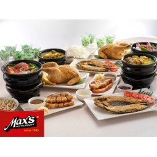 Per Table Menu 3 (10 person) by Max's