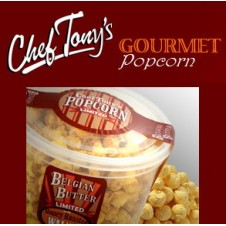Belgian Butter Flavored Popcorn by Chef Tony's