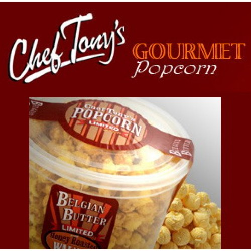Belgian Butter Flavored Popcorn by Chef