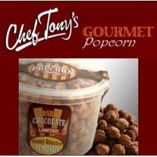 Dark Chocolate Flavored Popcorn by Chef Tony's