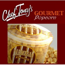 Parmesan Flavored Popcorn by Chef Tony's