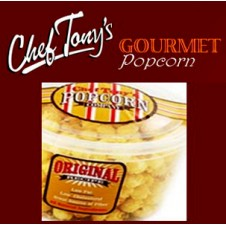 Popcorn Original Flavor by Chef Tony's