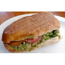 Garden Pesto Panini by Mrs. Fields