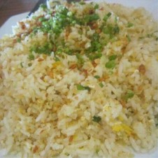Crab Rice by Gerry's Grill