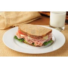 Ham & Cheese on Wheat Bread by Mrs. Fields
