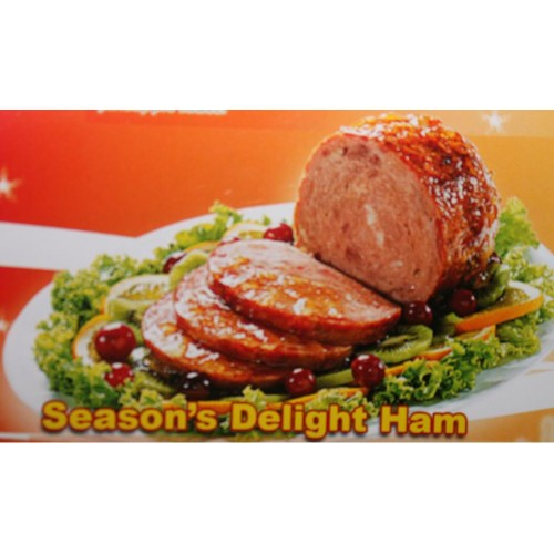 Virginia Seasons Delight Ham 1k.
