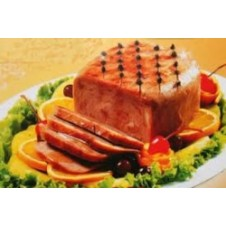 Virginia Pear Shapped Ham 800 g.