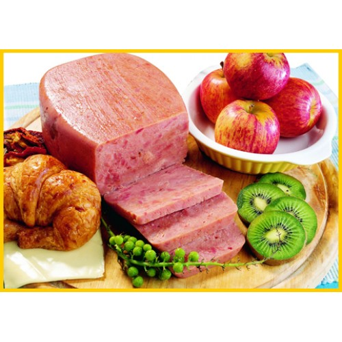 King Sue Pear Shapped Ham 700 g.