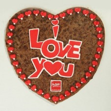 I Love You Cookies by Mrs. Fields