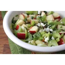Apple & Celery Salad by Kenny Rogers