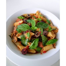 Garlic Chorizo Pasta by Kenny Rogers