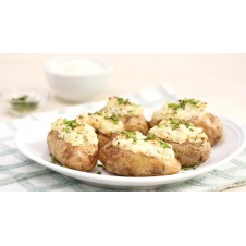 Sour and Cream & Chives potato