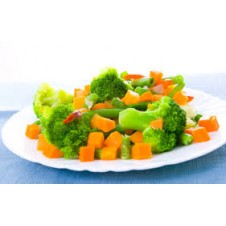 Steamed Vegetables by Kenny Rogers