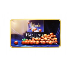 Alfredo hazelnut milk chocolate (160 g.)