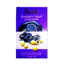 Alfredo Blueberry Yogurt Chocolate (70 g.)
