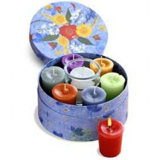 8 Pcs Wonderful Candles