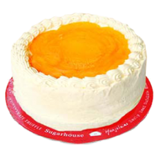 Mango Torte Cake by Sugar House
