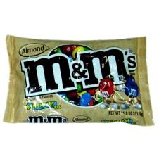 M & M's : Almond Chocolate Candies