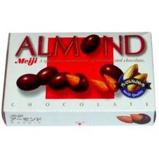 Meiji Almond Chocolate