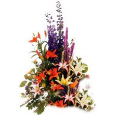 One Sided Colorful Arrangement