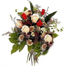 Artistic Hand Tied Bouquet