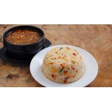 Fookien Style Fried Rice w/ Sauce (18-24 pax)