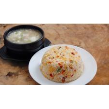 Fried Rice Souffle w/ Sauce (18-24 pax)