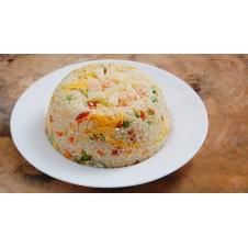 Pineapple Fried Rice w/ Pork Sausage (18-24 pax)