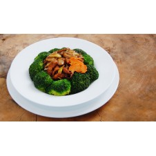Stir Fry Beef w/ Broc. Flower (18-24 pax)
