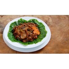 Stir Fry Beef w/ Broc. Galian (18-24 pax)