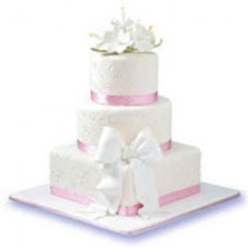 Old Rose Cake by Red Ribbon
