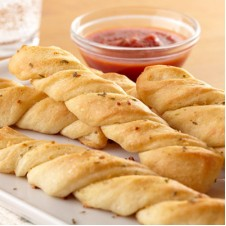 Herb Parmesan Breadsticks by Papa John's Pizza