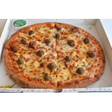 Meatball Pepperoni by Papa John's Pizza