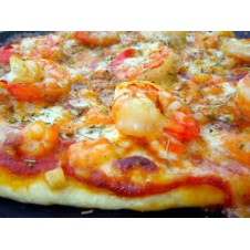 Shrimp and Garlic by Papa John's Pizza
