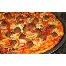 Spicy Italian Meatball by Papa John's Pizza