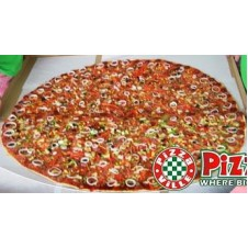 Pizza with 4 Delicious Flavor Combinations by Pizzaville