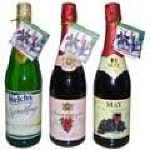 3 Bottles Sparkling Wine