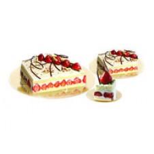 Strawberry Shortcake by Bizu Patisserie