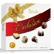 Alfredo Exclusive Chocolate Box 120g
