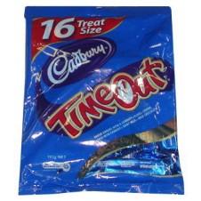 Cadbury Timeout Chocolate Pack 192g