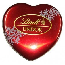 Lindt: Lindor Swiss Chocolate 96g/8 pcs