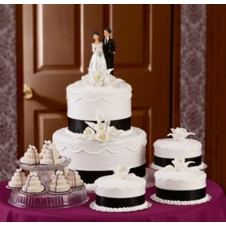 Modern Wedding Cakes For The Holiday Goldilocks Wedding Cakes Pictures And Price