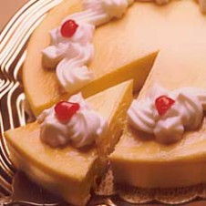 White Chocolate Cheesecake by Vanilla Bean