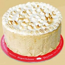 White Coffee Torte by Sugar House