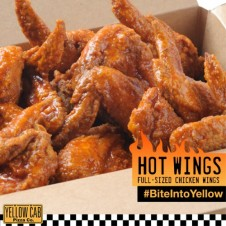 Hot Wings  by Yellow Cab