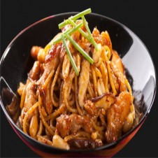 CHARLIE CHAN CHICKEN PASTA by Yellow Cab
